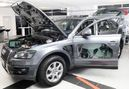 Training vehicle Audi Q5 (diesel-driven)