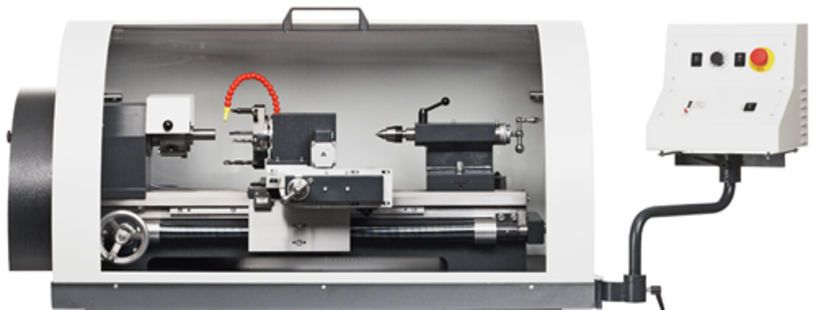 Lucas Nülle - CNC lathe with professional software