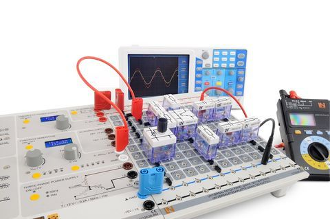 What can the new multi-function power supply do?